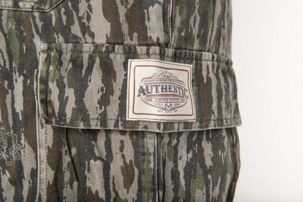 Realtree Original Men's 6 Pocket Cargo Pant Patch