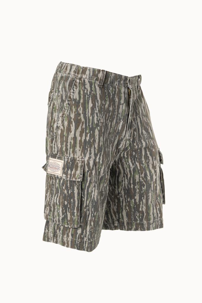 Realtree Original Men's 6 Pocket Cargo Short Side