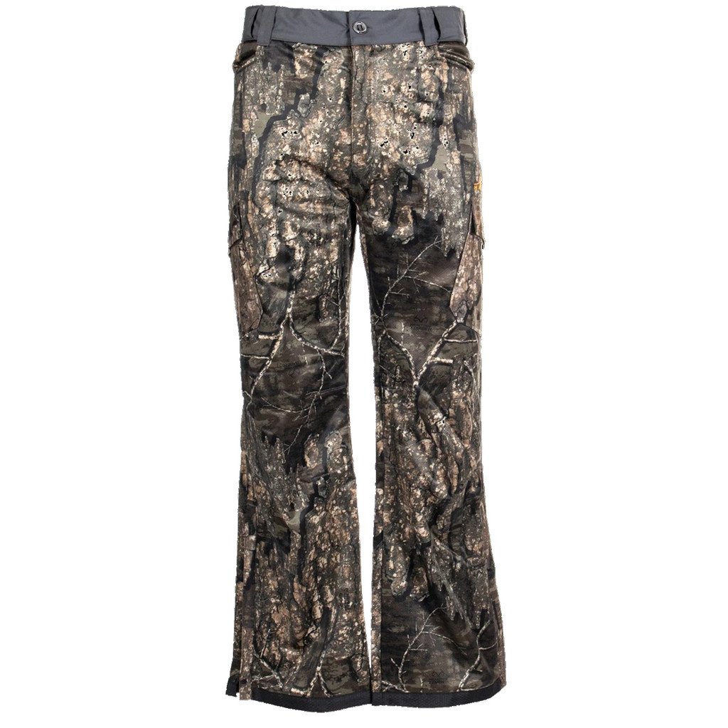 Timber Camo Big Branch Sherpa Shell Pants