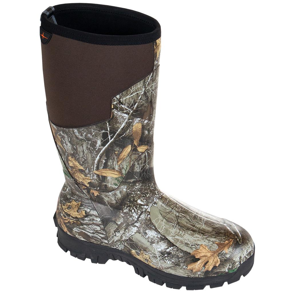 Realtree Edge Neoprene Hunting Boot