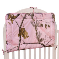 AP Pink Headboard Cover