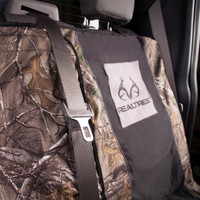 Realtree Switch Back Bench Seat Cover in Xtra Model