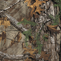 Realtree Camo Premium Cast Sheets in Xtra