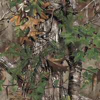 Realtree Camo Premium Cast Sheets in Xtra Green