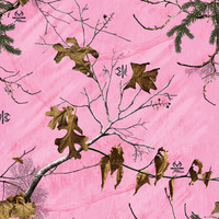 Realtree Camo Premium Cast Sheets in Xtra Pink