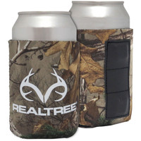 Realtree Magnetic Antler Logo Can Koozie Xtra Imge