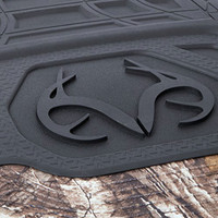 Realtree Outfitters Xtra Floor Mats Detail