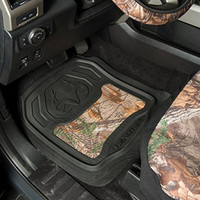 Realtree Outfitters Xtra Floor Mats In use