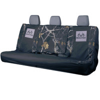 Realtree Switch Back Black Bench Seat