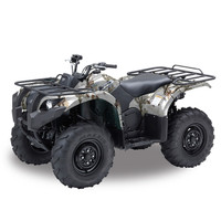 Realtree Camo ATV Kit AP Snow