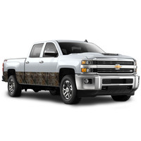 "Camo Accent Vehicle Wrap (16"" X 28') Xtra"
