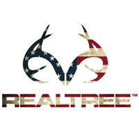 Realtree Outfitters Patriotic Decal (Small)