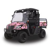 Realtree Camo UTV Kit Xtra Pink