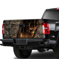 Realtree Xtra Whitetail Deer Tailgate Film