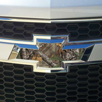 Realtree Auto Emblem Skin Decal Xtra