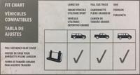 Bench Seat Size Chart