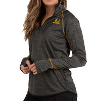 Women's Fishing 1/4 Zip Performance Windshirt