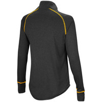 Women's Fishing 1/4 Zip Performance Windshirt Back
