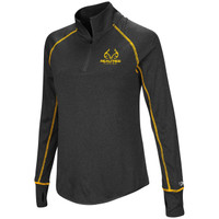 Women's Fishing 1/4 Zip Performance Windshirt Image