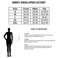 Women's Sizing