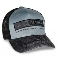 Realtree Fishing Cast Mesh Back Hat Black