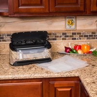 Magic Chef Vacuum Sealer on Counter