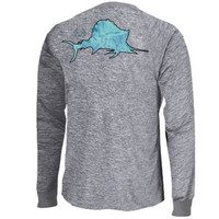 Men's Fishing Offshore Performance Long Sleeve Shirt Image