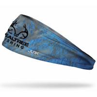 Realtree Fishing Electric Blue Performance Headband