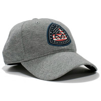 Americana Pride Fitted Hat Side