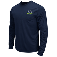 Lakeside Performance Long Sleeve Shirt Front