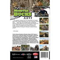 Monster Bucks XXVI Volume 1 (2018 Release) Back