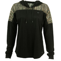 Realtree Original Light Weight Mesh Hoodie image