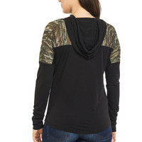 Realtree Original Light Weight Hoodie Back