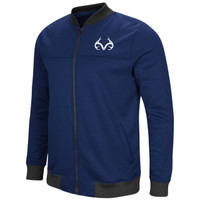 Men's Full Zip Bomber Jacket