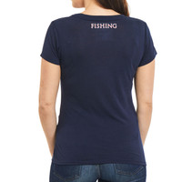 Women's Dual Blend V-neck Shirt