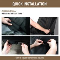 5 - Piece Realtree Mint Auto Kit Installation