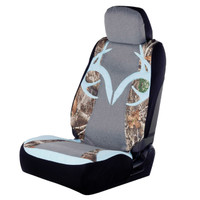 Realtree Low Back Seat Cover
