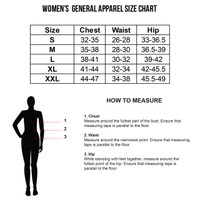 Women's Sizing