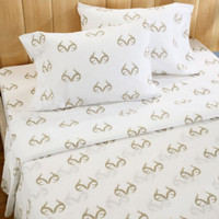 Realtree Antler Sheet Set