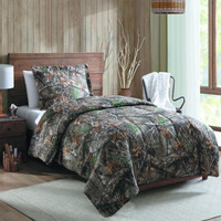 Realtree Edge Camo Comforter Set Twin