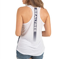 Women's Lightweight Racerback Tank Back