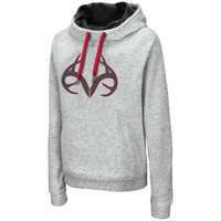 Women's Fleece Funnel Neck Hoodie Image