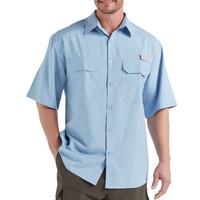 Men's Fishing Angler Fishing Shirt Blue