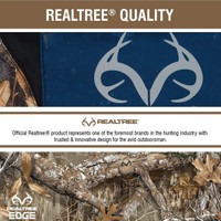 Realtree Edge/Americana Steering Wheel Cover  Information