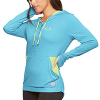 Low Country Performance Hoodie Side