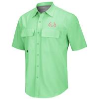 Men's Realtree Fishing Air Cast Fishing Shirt Key West