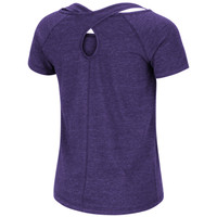 Girl's Zaza Short Sleeve Shirt Back