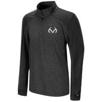 Boy's Quary 1/4 Zip Long Sleeve Windshirt