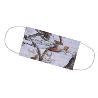 Realtree Edge Snow Face Mask - Flat