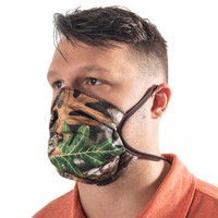 Realtree Hand Sanitizer and FREE Face Mask Model